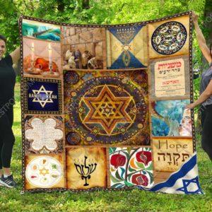 Jewish American  - Quilt